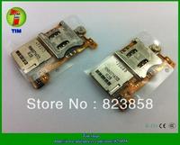 10pcs/lot Original 100% new  for Sony Ericsson w880 sim card+MMC flex cable DHL Free shipping