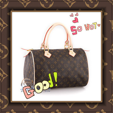 Hot sale fashion print women handbags brand designer high quality lady zipper tote hand bag 2013 brown pu soft leather woman bag(China (Mainland))