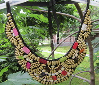 Hot sale Indian Style All-match Collar,Fashion Hand-made MultiColor Beads Choker Necklaces