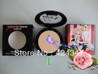 # f 0130 10pcs/ lot Baked Pearal Matte Face Powder Brand name studio fix powder plus foundation,face cake
