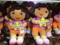Dora dola plush toy doll dolls monkey backpack doll child gift