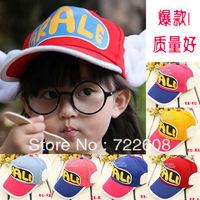 retail Strap hat wholesale Ala Lei angel wings children 's baseball cap / cap genuine parent - child cap