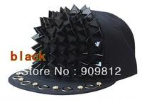 Free Shipping 2013 Punk Style, Triangle diamond flat brimmed hat, Personalized fashion hip-hop cap, Snapback caps 10pcs/lot
