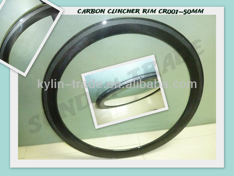 Full carbon fiber road bike 700C 38mm clincher rim CR001-50(China (Mainland))