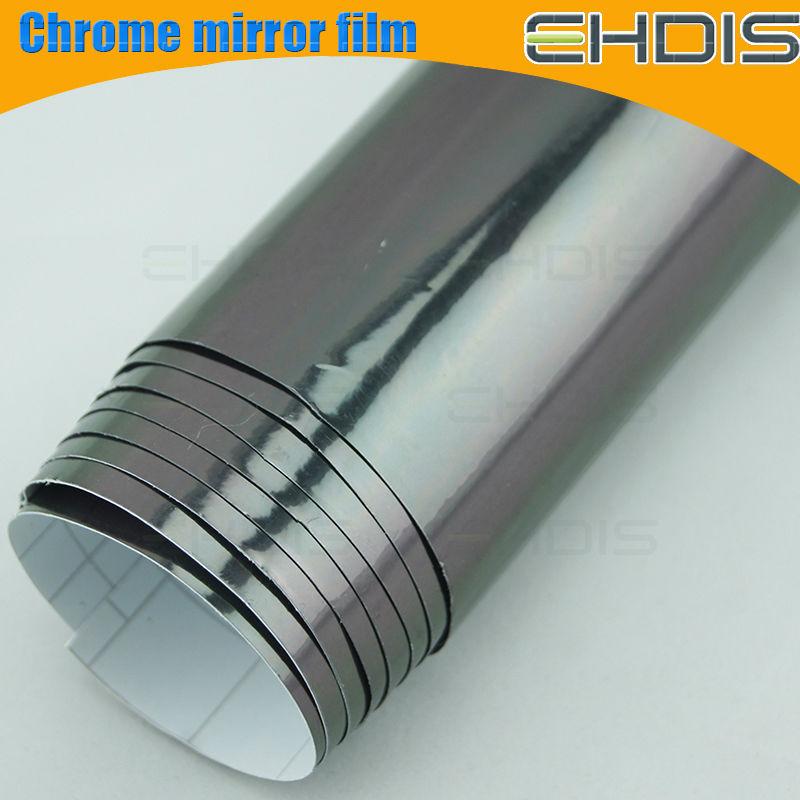 Achetez en gros roll sticker mirror en ligne des for Rouleau autocollant miroir