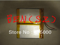 Free Shipping wholesale NEW Battery for tablet PC PL36140140 battery 7.4V 8000MA 2 PL3670140