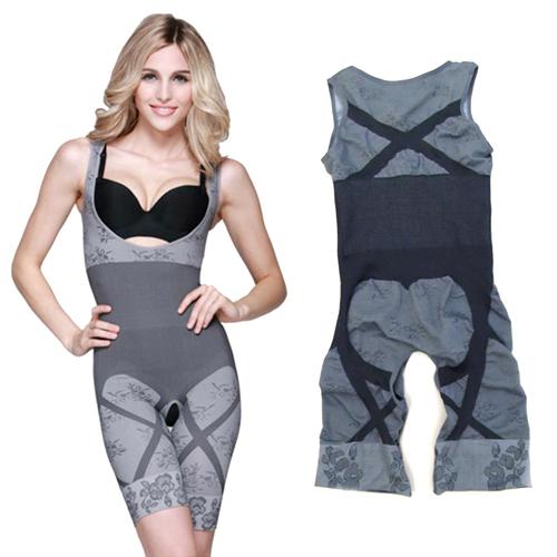 Bamboo Fiber Magic slimming beauty underwear gen bamboo charcoal slimming suits Pants Bra Bodysuit Body Shaping(China (Mainland))