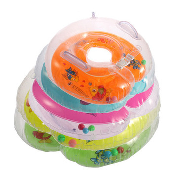 NEW Adjustable Baby Kids Infant Swimming Safety Neck Float Ring Pool Swim Aid
