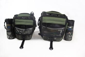 Outdoor sport fishing Multifunctional quality lure bag fishing bag leg bag pole package waist pack messenger bag