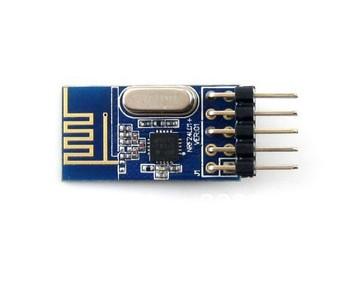 WaveShare nrf24L01 wireless module nRF24L01 2.4G communication module pin out (100% new)