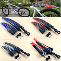 Bicycle Cycling Road Front Rear Mud Guard Mudguard Set Mountain Bike Tire Fender(China (Mainland))