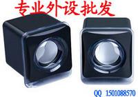 E-02b speaker usb computer belt laptop speakers mp3 mp4 small audio computer consumables