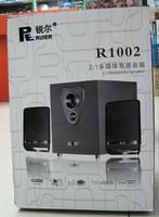 Speaker usb speaker r1002 speaker 2.0 speaker subwoofer