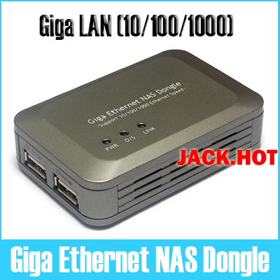 Free shipping !!! One year warranty / New mini WAN NET Giga NAS FTP Dongle USB 2.0 Print Server(China (Mainland))