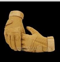 HOT New Blackhawk Mens Tan Motorcycle Cycling Bicycle Pilot Racing Driving Glove