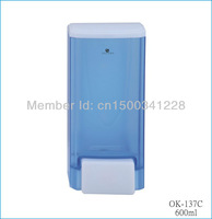 newest style hand hotel soap dispenser