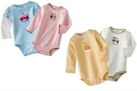 wholesale baby romper baby wear baby bodysuit 40pcs per lot
