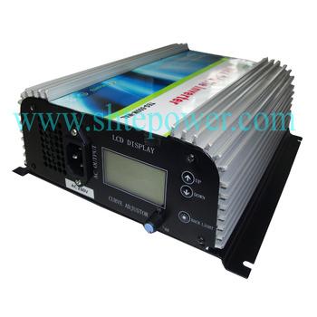1000W on Grid Tie Wind Power Inverter 3phase AC 24V 36V 48V to AC 100V 110V 120V,Dump Load Controller,for 3 Phase Wind turbine