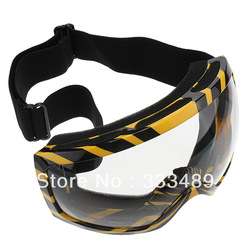 Motocross Scooter Dirt Bike Quad ATV MX Racing Helmet Goggles Glasse Kid Adult T815-27 ANTI-UV(China (Mainland))