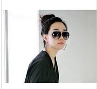 non-mainstream Fashion sunglasses Fashion Star woman