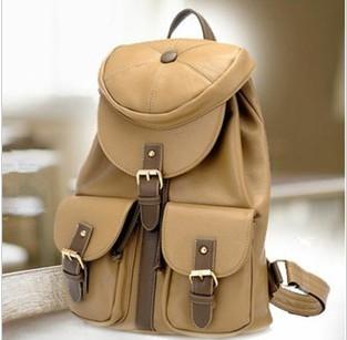 Bags 2012 backpack casual backpack student school bag fashion women's handbag bag