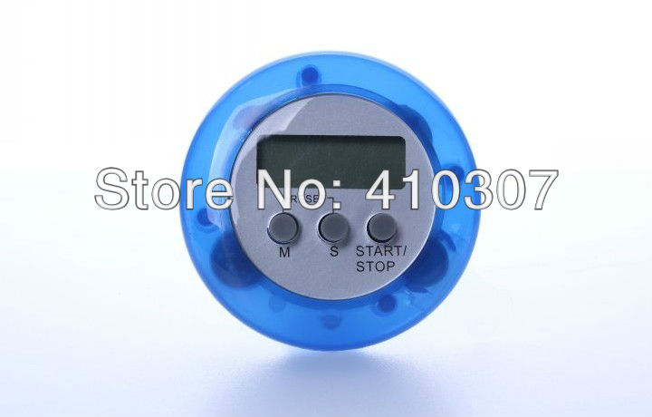 Digital Kitchen LCD Timer Count Down Up Electronic Clock Alarm with Stand Holder Battery Included HK Post Free Shipping 1 pcs(China (Mainland))