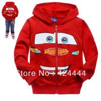 wholesale cartoon  childrens clothing boy's girl's top shirts Zipper cardigan Hooded Sweater hoodie coat jacket