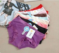 Modal Ladies Lace Panties / Briefs /straight angle pants  Underwear Multicolor