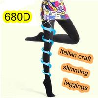 Winter design ~ 680D Lycra Pantyhose Stovepipe Socks Medical Compression Pressure Tights Leggings S,M,L,XL