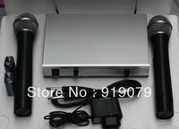 Free shipping High quality UHF OK-3310 professional handheld wireless microphone system