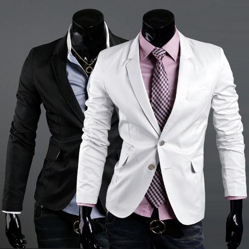 Новый мужской костюм деловой костюм