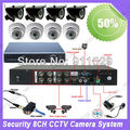 home security camera system 8 channel h.264 stand alone dvr kit 23