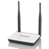 Free shipping ! Tenda N300 300M wireless Router double 5dbi aerial wifi