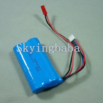 1500mAh Battery for DH9053,SM9053 RC helcopter spare parts,double horse,shuangma, dh-9053