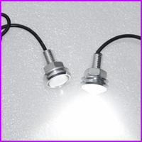 LED DRL Eagle Eye 5W Car Daytime Running Tail light eagle eye lamp Free shipping