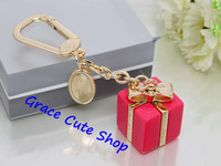 Free Shipping Brand Bag Charms Keychains Fashion Dangling Charms 5A Top Quality Original Package(Dust Bag ,Gift Box) #L94
