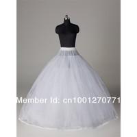 wedding accessories full length petticoat for wedding dress