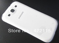 Wholesale NEW Housing Battery Door Back Cover Case For Samsung Galaxy SIII i9300   5pcs/lot