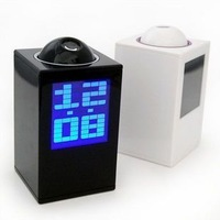 free shipping Professional projection clock / alarm clock / Electronic clock