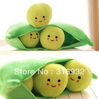 J2 Cute Green peas pillow plush cushion / pillow birthday gift ,58cm