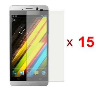 15pcs/lot  New CLEAR LCD Screen Protector Guard Cover Film For Jiayu G3 cell phone , free shipping