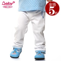 Baby2 2013 autumn children's clothing baby small male child knitted trousers yka391006 .