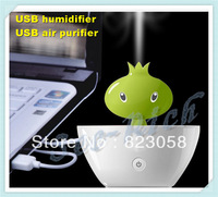 2013 HOT Sale! Mini USB Home Humidifier Support Humidifying / Air Purifier / Baby Humidifier freeshipping