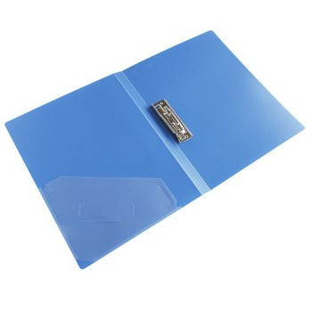 Right hand 5411 single strong clip l pp pocket file folder multifunctional a4 binder(China (Mainland))