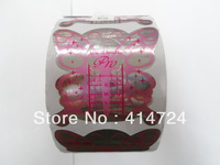 500pcs/Roll Nail Form Art Tip Extension Forms for Acrylic UV Gel butterfly shape
