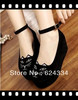 Drop shipping New Fashion Cute Cat Face Womens Platform Wedges Shoes Loafers Low Heel Comfort Flats Single Shoes Princess Shoes