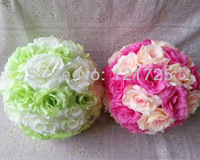 20CM artificial flower ball supermarket decoration