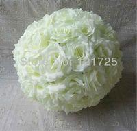 25CM artificial flower ball supermarket decoration