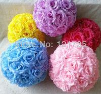30CM artificial flower ball supermarket decoration