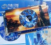 Graphics Video cards NVIDIA 9600GT 1024GD3 DVI+VGA HDMI 256bit 1G GDDR3 PCI Express 2.0 16X 65nm Video Card wholesale or retail